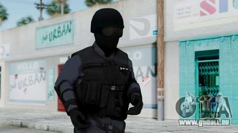 S.W.A.T v2 pour GTA San Andreas