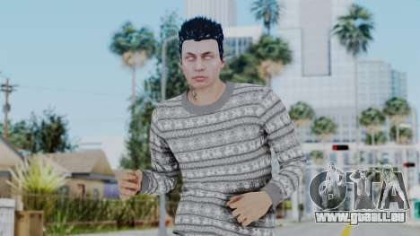 GTA Online DLC Festive Suprice 1 pour GTA San Andreas