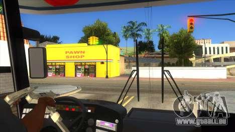 Dalin Ordinary pour GTA San Andreas vue de dessous