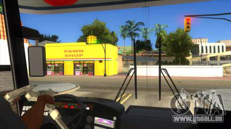 Dalin Ordinary für GTA San Andreas Unteransicht
