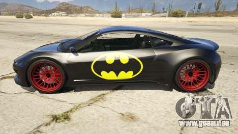 Batman Jester pour GTA 5