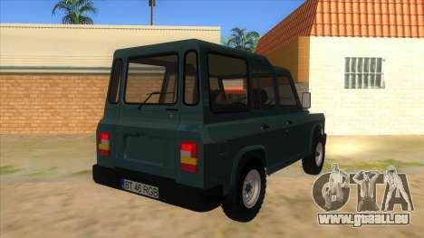 Aro 246 (1996) pour GTA San Andreas vue de droite