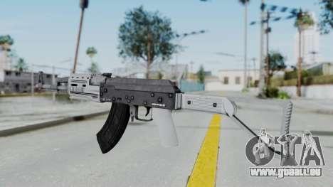 GTA 5 Assault Rifle - Misterix 4 Weapons pour GTA San Andreas deuxième écran