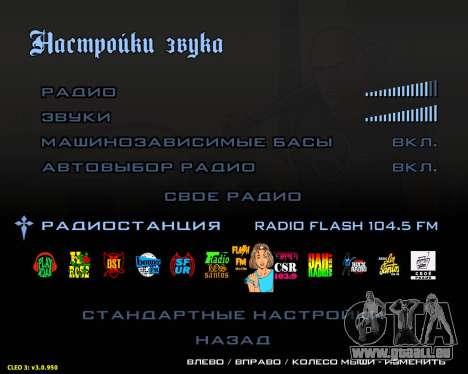 Stalingrad Radio für GTA San Andreas