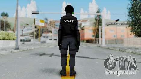 S.W.A.T v3 pour GTA San Andreas troisième écran