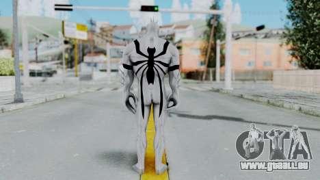 Marvel Heroes - Anti-Venom pour GTA San Andreas troisième écran