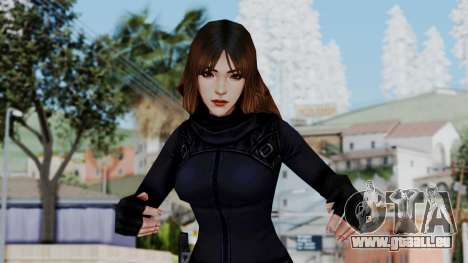 Marvel Future Fight Daisy Johnson v1 für GTA San Andreas