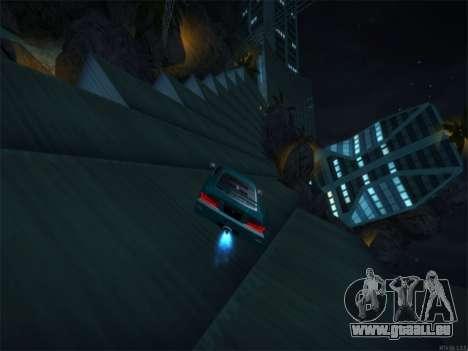 Good Effects pour GTA San Andreas deuxième écran