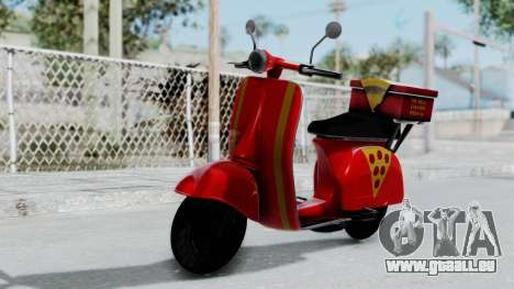 GTA 5 Pizza Boy pour GTA San Andreas