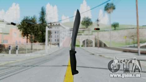 Vice City Knife pour GTA San Andreas