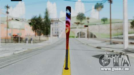 GTA 5 Baseball Bat 3 für GTA San Andreas zweiten Screenshot