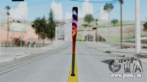 GTA 5 Baseball Bat 3 für GTA San Andreas zweiten Screenshot