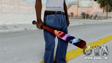 GTA 5 Baseball Bat 3 für GTA San Andreas
