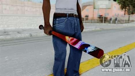 GTA 5 Baseball Bat 3 für GTA San Andreas