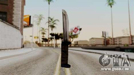 Batman Arkham City - Knife pour GTA San Andreas