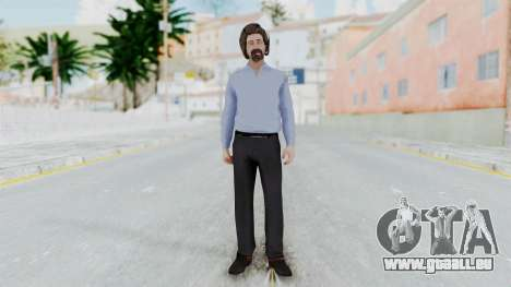 GTA 5 Dr. Friedlander für GTA San Andreas zweiten Screenshot