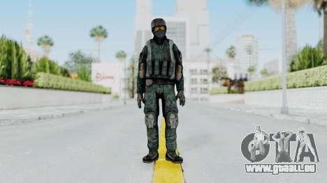 Counter Strike Source Custom Urban Model pour GTA San Andreas deuxième écran