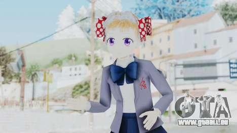 Sakura Chiyo (Gekkan Shoujo) für GTA San Andreas