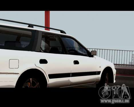 Nissan Stagea Tunable für GTA San Andreas linke Ansicht