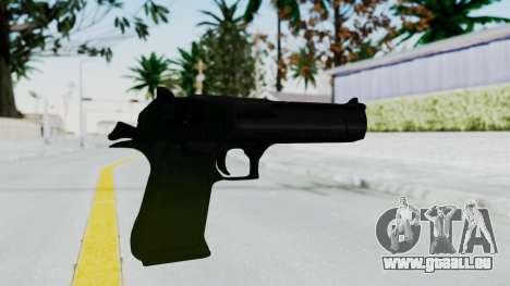 Pouxs Desert Eagle v1 für GTA San Andreas zweiten Screenshot