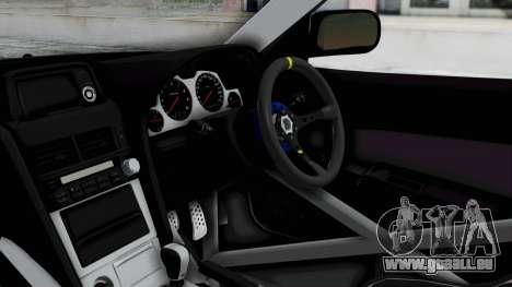 Nissan Skyline R34 PickUp für GTA San Andreas rechten Ansicht