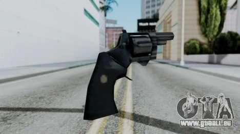 Vice City Beta Shorter Colt Python für GTA San Andreas zweiten Screenshot