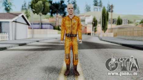 CS 1.6 Hostage A pour GTA San Andreas deuxième écran