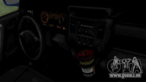 GTA 5 Albany Cavalcade v2 IVF pour GTA San Andreas vue de droite