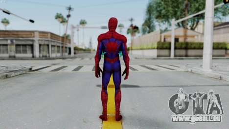 Marvel Future Fight Spider Man All New v2 für GTA San Andreas dritten Screenshot