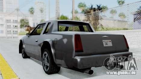Zivil. für GTA San Andreas linke Ansicht