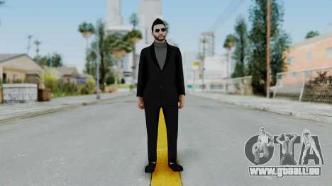 GTA Online DLC Executives and Other Criminals 2 pour GTA San Andreas deuxième écran