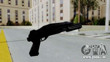 GTA 3 Shotgun pour GTA San Andreas deuxième écran