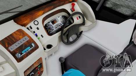 Mercedes-Benz O500R 1836 Tentrem Scorpion X für GTA San Andreas rechten Ansicht
