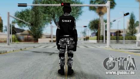 S.W.A.T v4 für GTA San Andreas dritten Screenshot