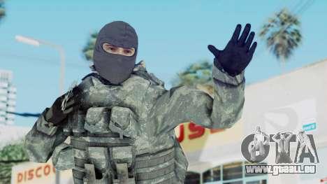 Acu Soldier 3 für GTA San Andreas