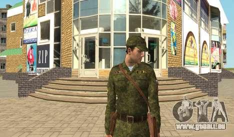 Marineinfanterie der Streitkräfte für GTA San Andreas zweiten Screenshot