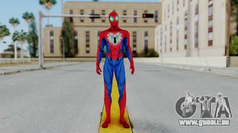 All New All Different Spider-Man pour GTA San Andreas deuxième écran