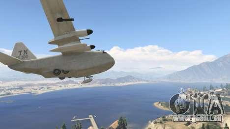 GTA 5 Amphibious Plane Siebter Screenshot
