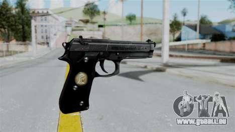 Tariq Iraq Pistol für GTA San Andreas zweiten Screenshot