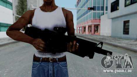 Kusanagi ACR-10 Assault Rifle für GTA San Andreas