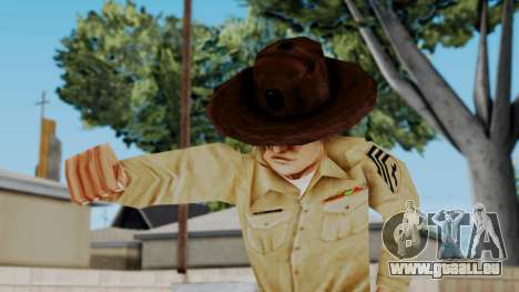 Instructor v1 from Half Life Opposing Force für GTA San Andreas