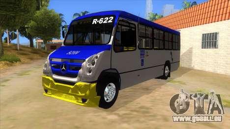 CAMION R622 für GTA San Andreas