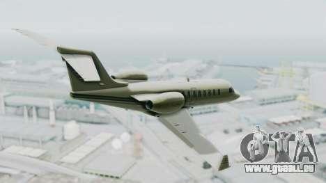 GTA 5 Luxor Deluxe für GTA San Andreas linke Ansicht