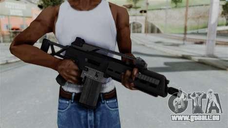 GTA 5 Special Carbine - Misterix 4 Weapons für GTA San Andreas dritten Screenshot