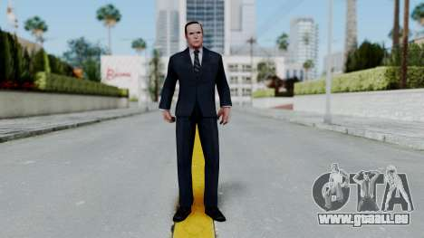 Marvel Future Fight Agent Coulson v2 für GTA San Andreas zweiten Screenshot