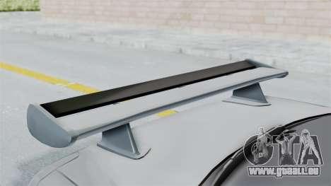 Nissan Skyline GT-R R34 2002 F&F4 pour GTA San Andreas vue intérieure