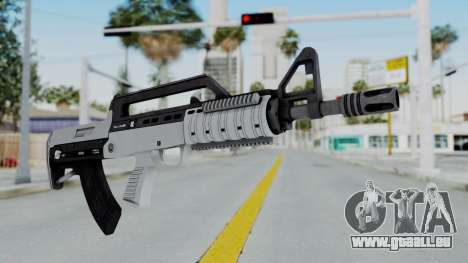 GTA 5 Bullpup Rifle - Misterix 4 Weapons pour GTA San Andreas