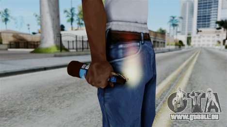 No More Room in Hell - Molotov für GTA San Andreas dritten Screenshot