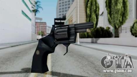 Vice City Beta Shorter Colt Python für GTA San Andreas