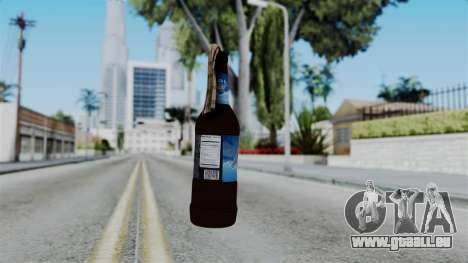 No More Room in Hell - Molotov für GTA San Andreas zweiten Screenshot